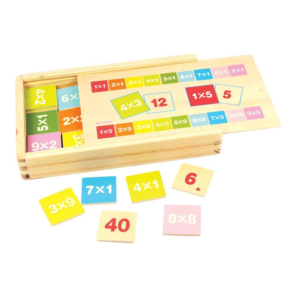 Dečija Igračka TIMES TABLE BOX