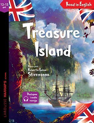 TREASURE ISLAND Read in English