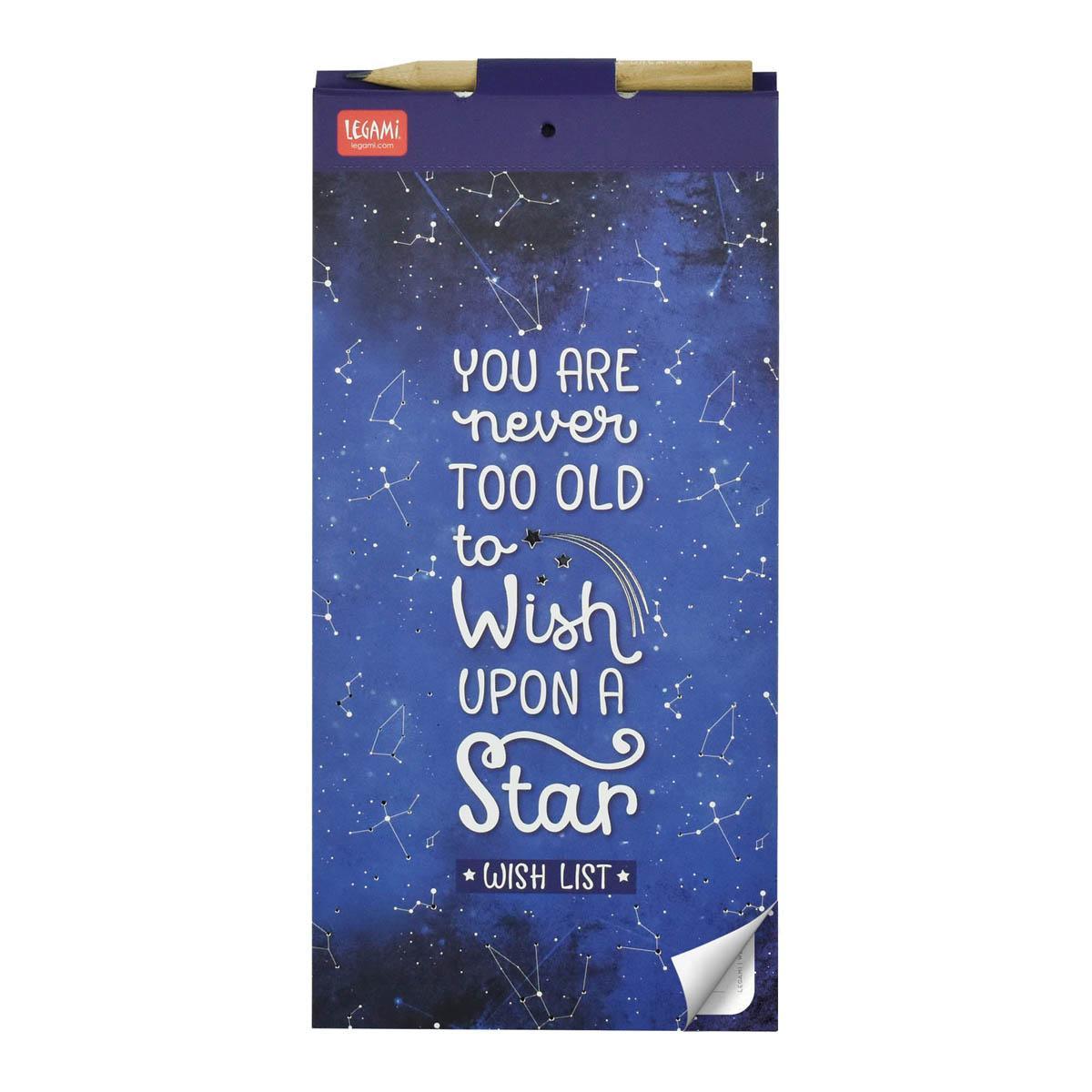 Magnetna podloga za pisanje sa olovkom DON'T FORGET STARS