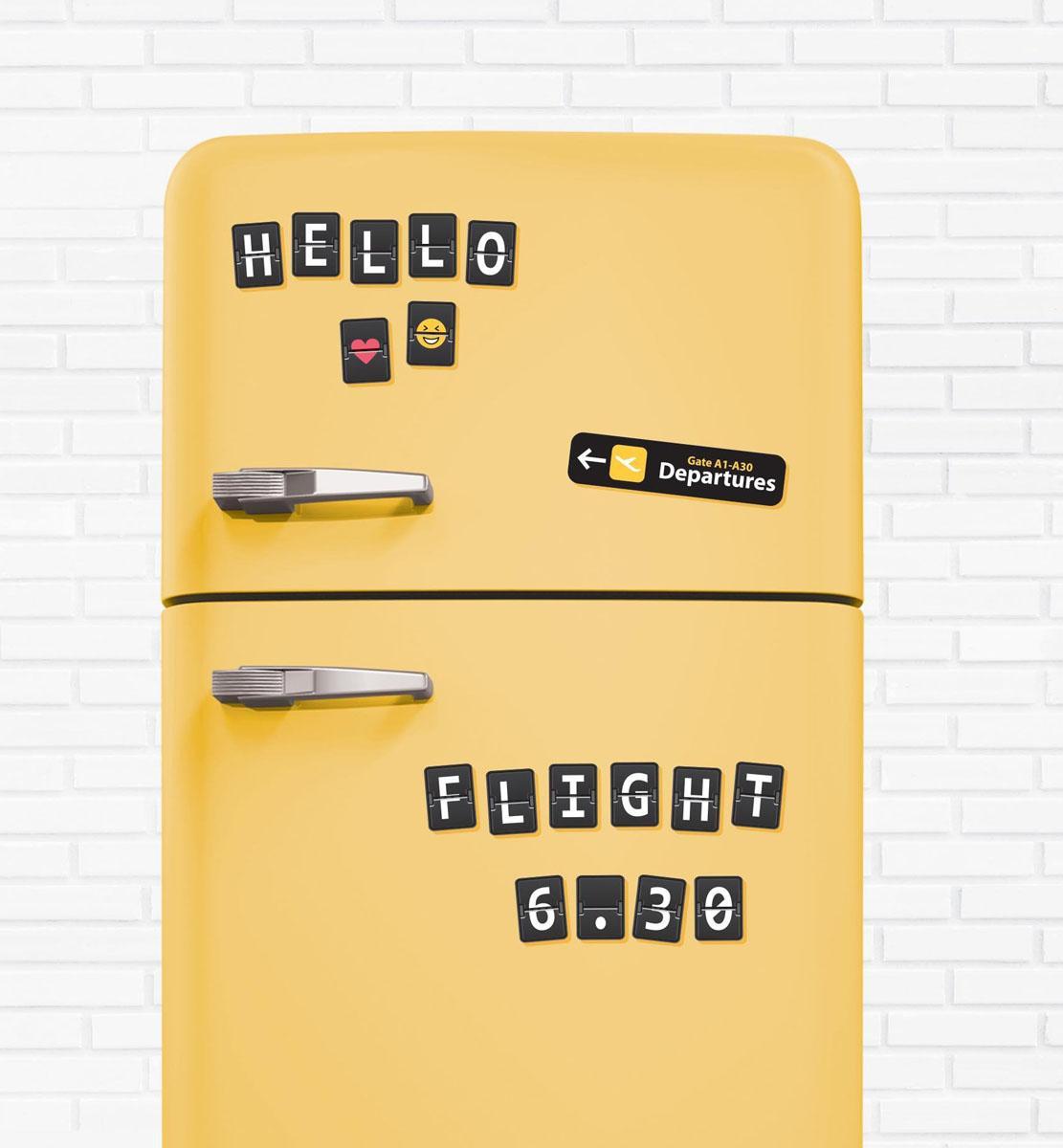 Magneti za frižider AIRPORT LETTERS