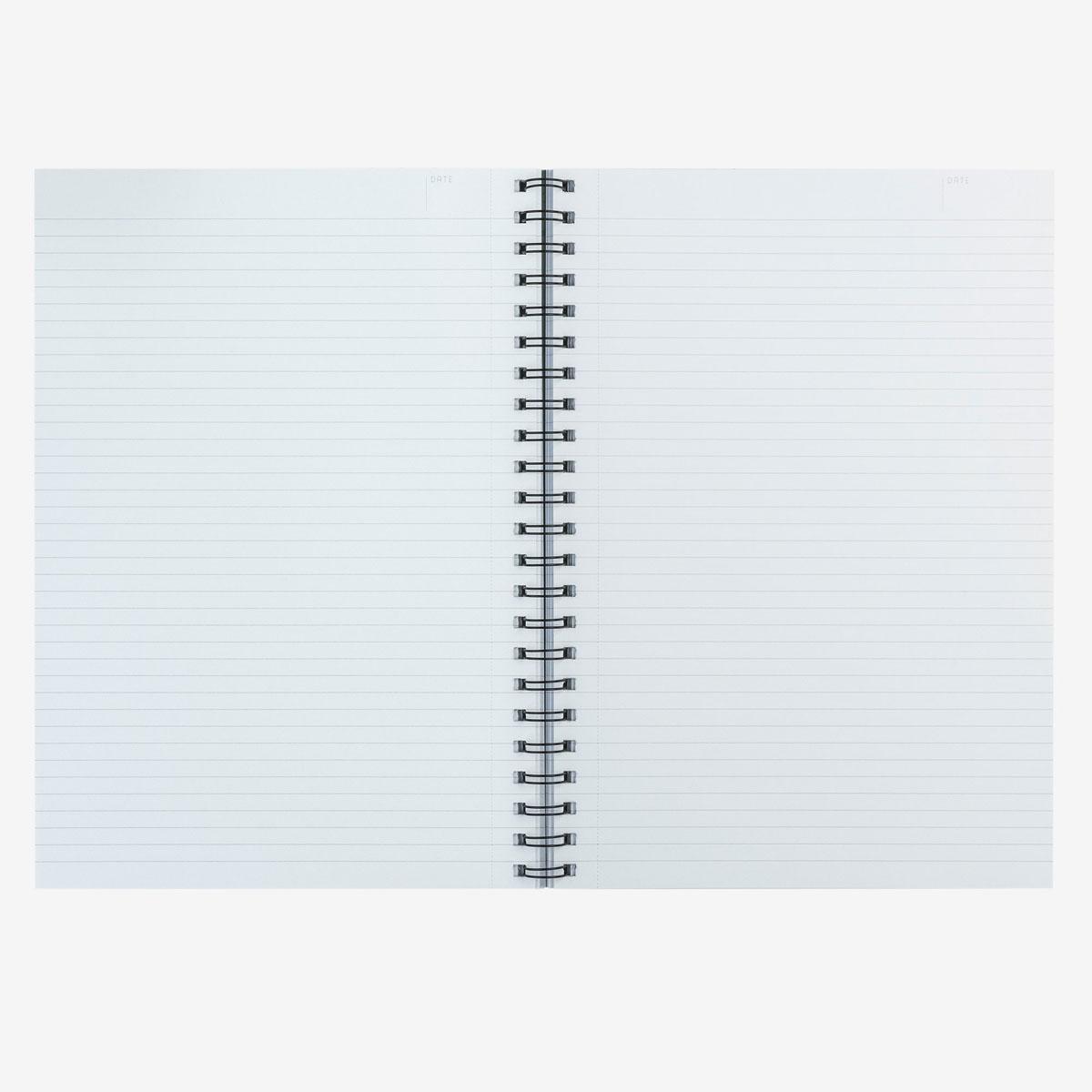 Notes A4 sa spiralom FOLLOW YOUR DREAM