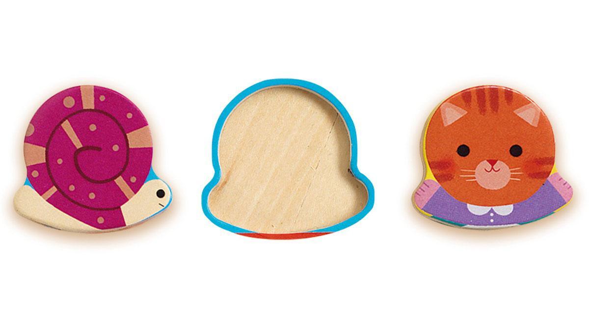 Drvena igračka SWAPY
