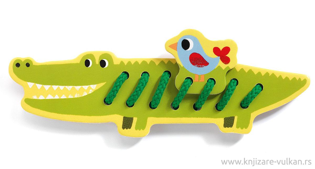 Drvena igračka LASSANIMO