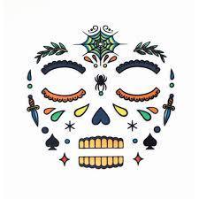 Kreativni set TATTOOS Skull