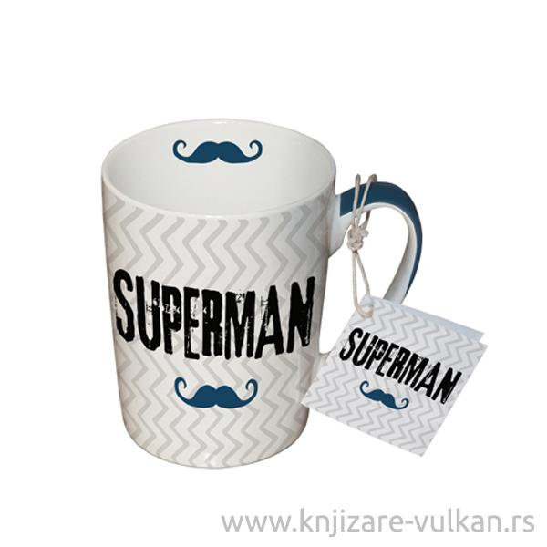 Šolja BECHER Superman