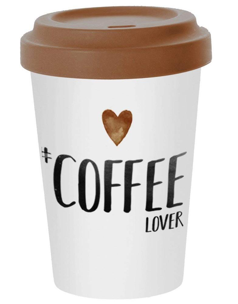 Putna šolja BAMBOO Coffee Lover