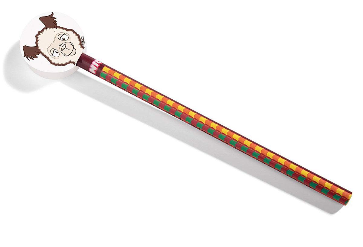 Grafitna olovka sa gumicom ALPACA