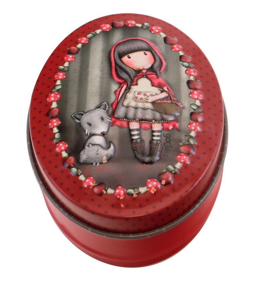 Ukrasna kutijica GORJUSS Little Red Riding Hood