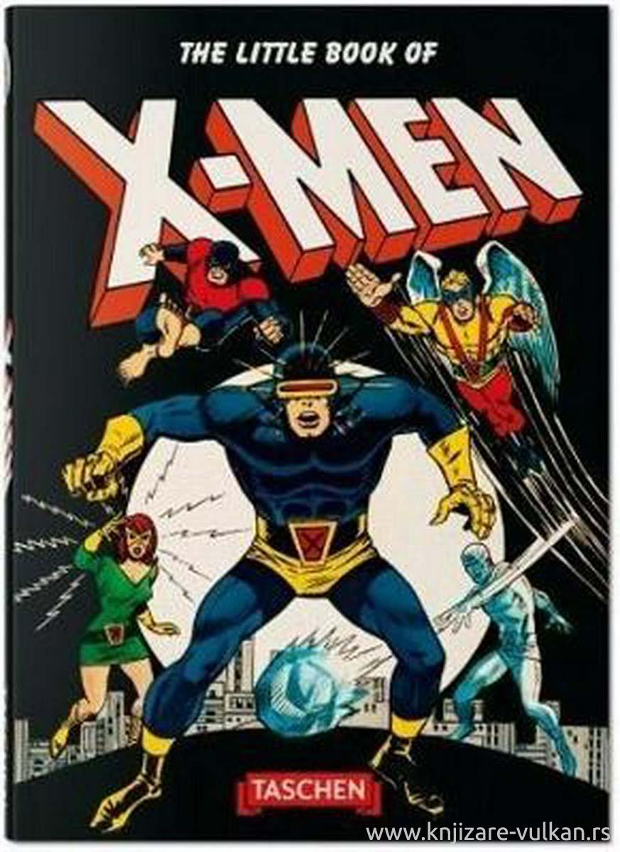THE LITTLE BOOK OF X MEN