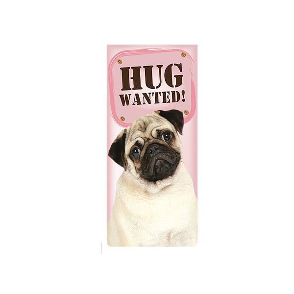 Bookmarker magnetni HUG WANTED