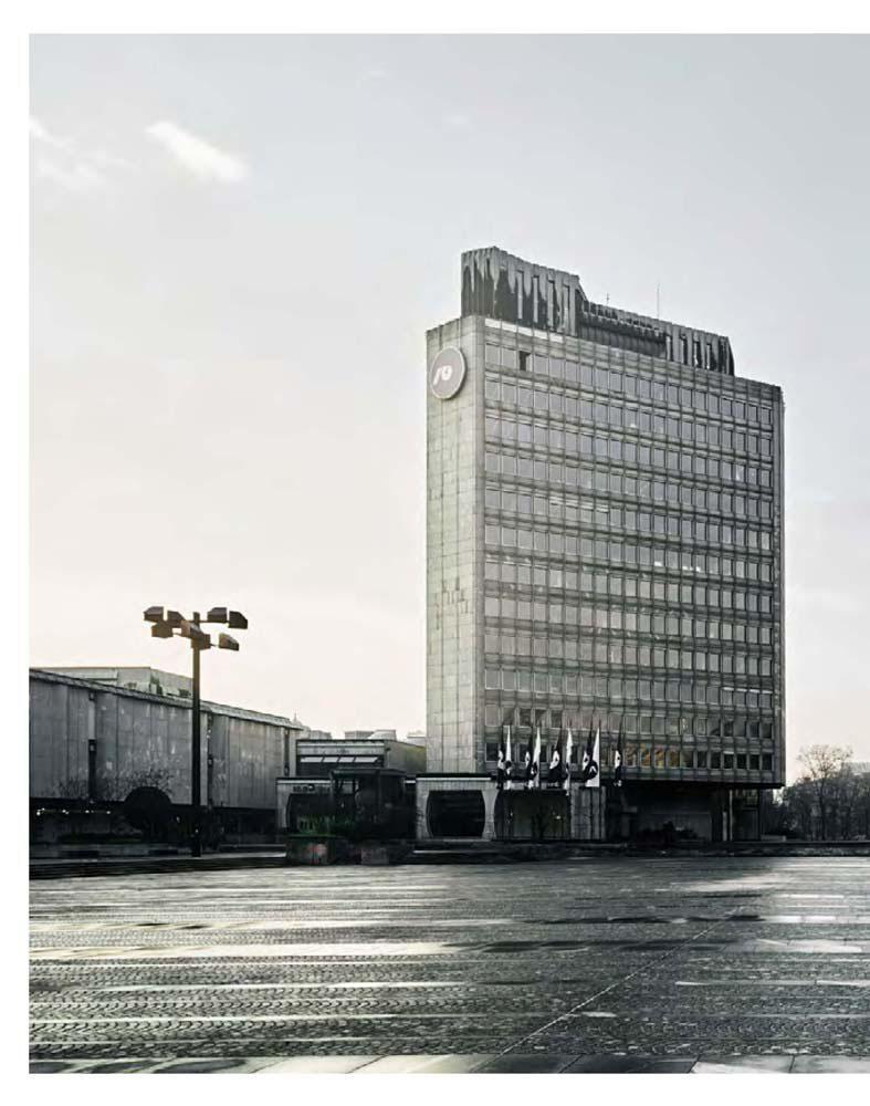 TOWARD A CONCRETE UTOPIA: ARCHITECTURE IN YUGOSLAVIA 1948-1980