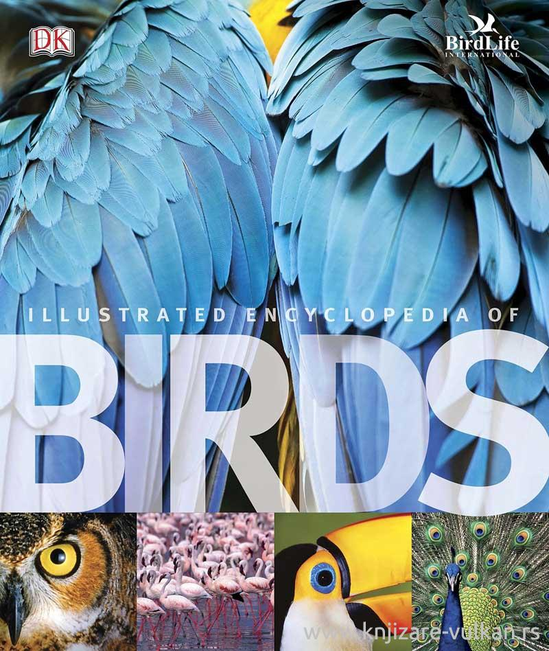 THE ILLUSTRATED ENCY OF BIRDS