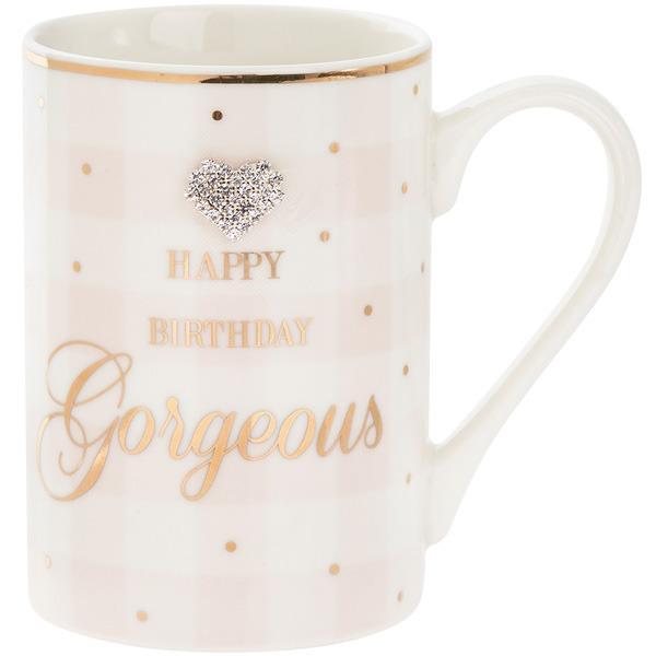 Šolja MAD DOTS Happy Birthday Gorgeous