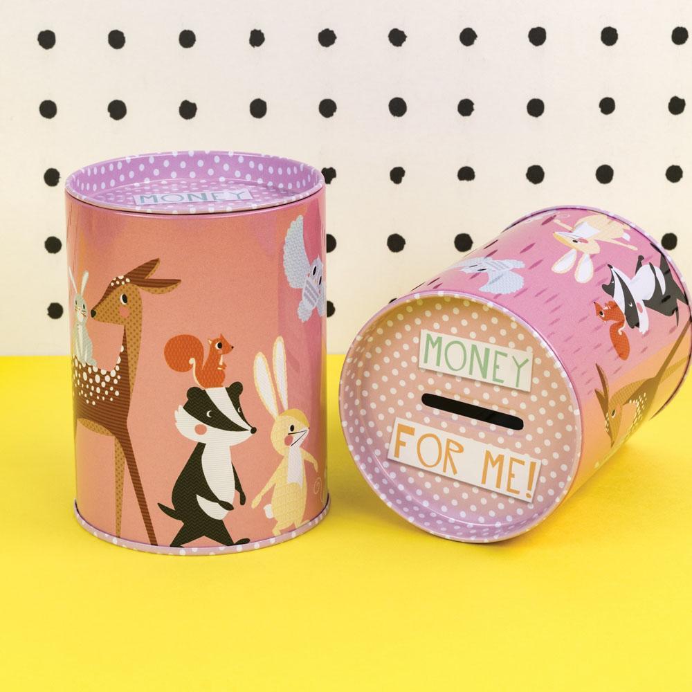 Kasica FOR ME Pink