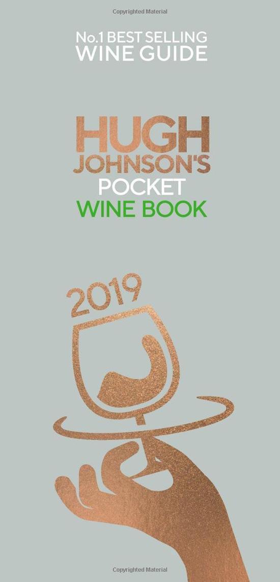 HUGH JOHNSONS POCKET WINE BOOK