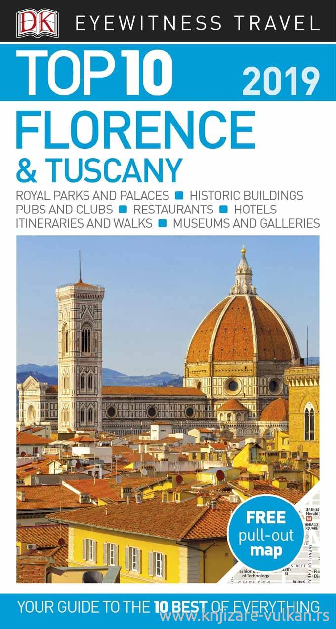 FLORENCE AND TUSCANY TOP 10 19