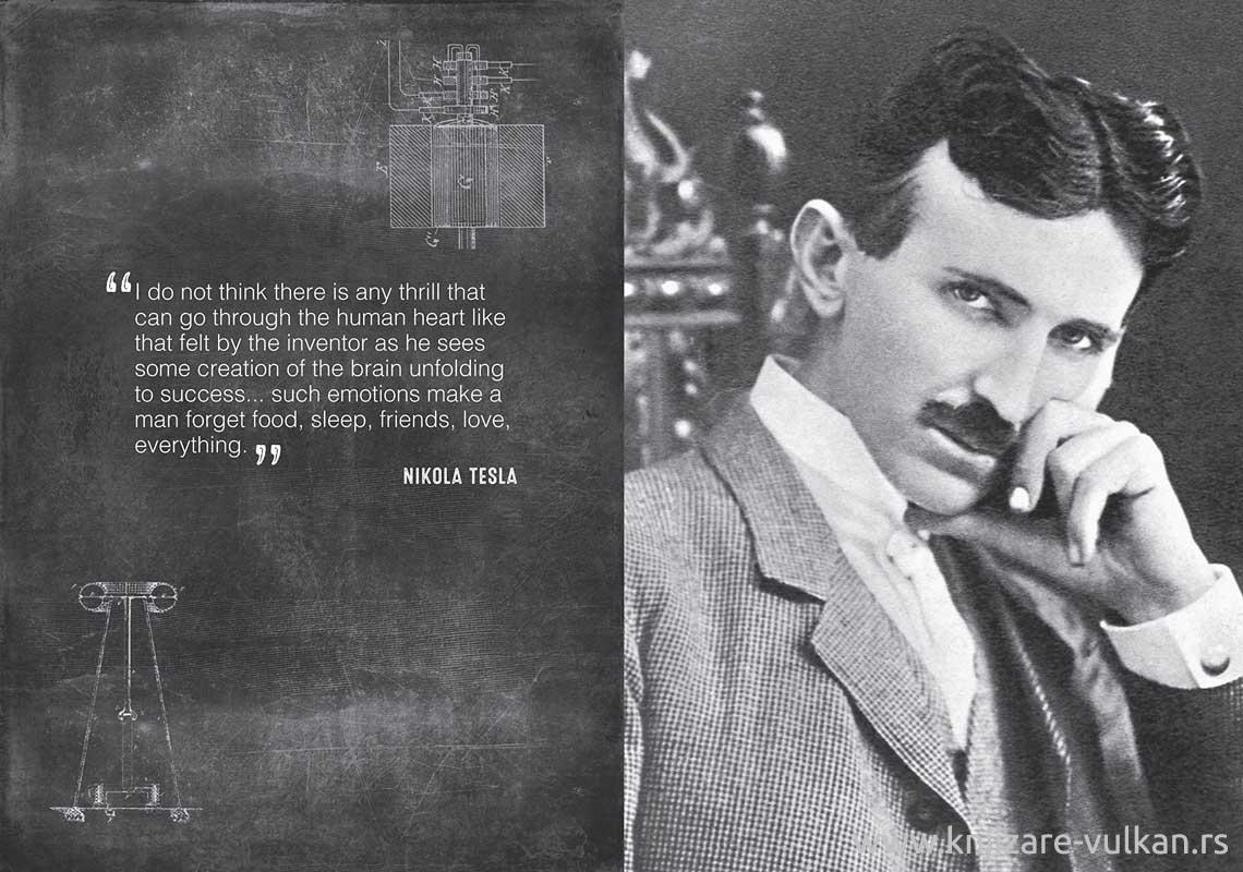 NIKOLA TESLA PUZZLE COLLECTION