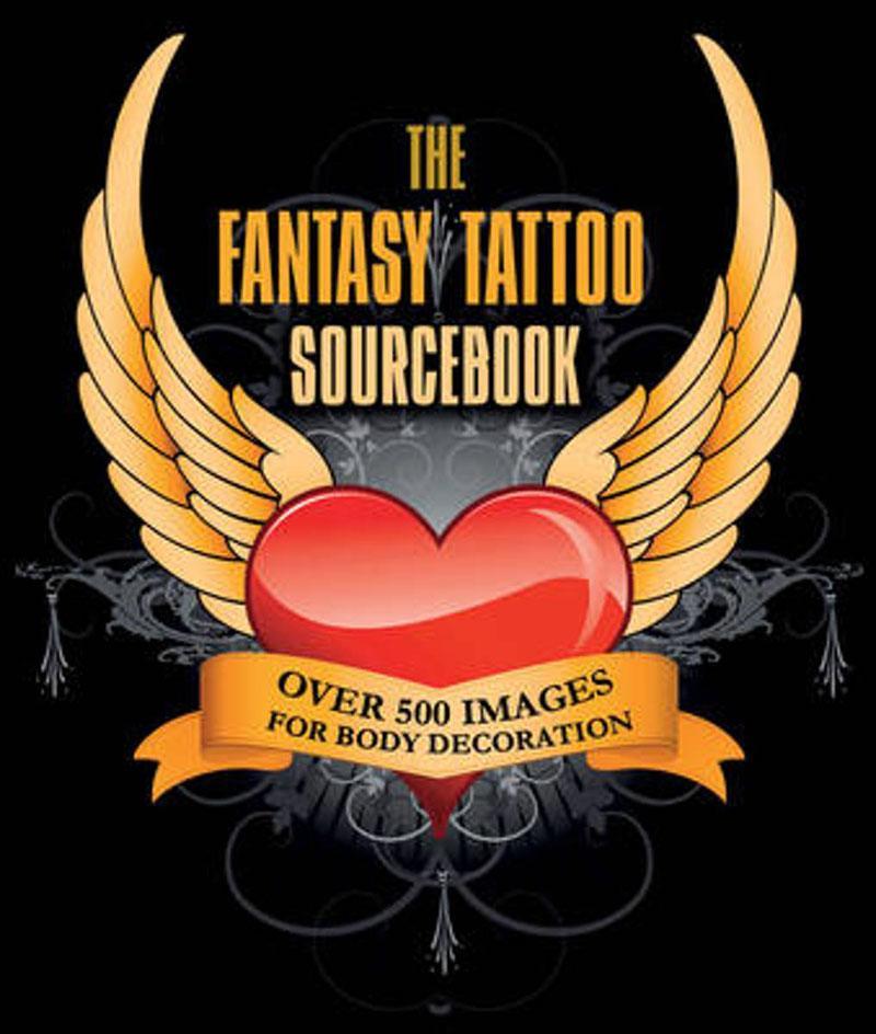 FANTASY TATOO SOURCEBOOK