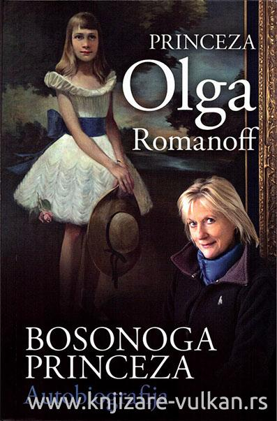 PRINCEZA OLGA ROMANOFF Bosonoga princeza