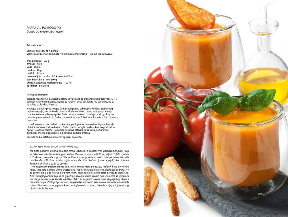 ITALIJANSKA KUHINJA Recepti s potpisom starih majstora