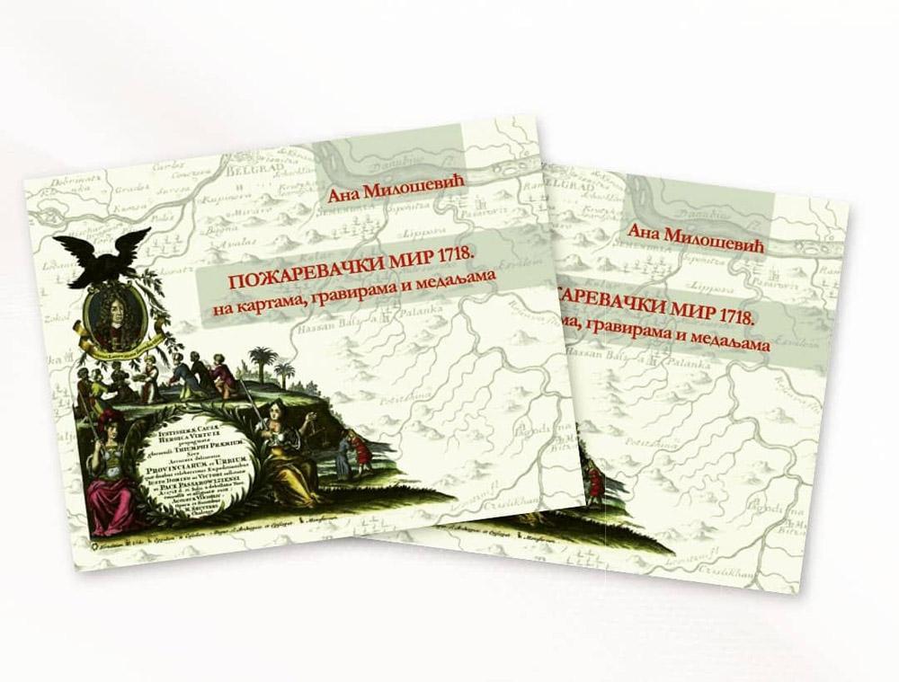 POŽAREVAČKI MIR 1718 na kartama, gravirama i medaljama