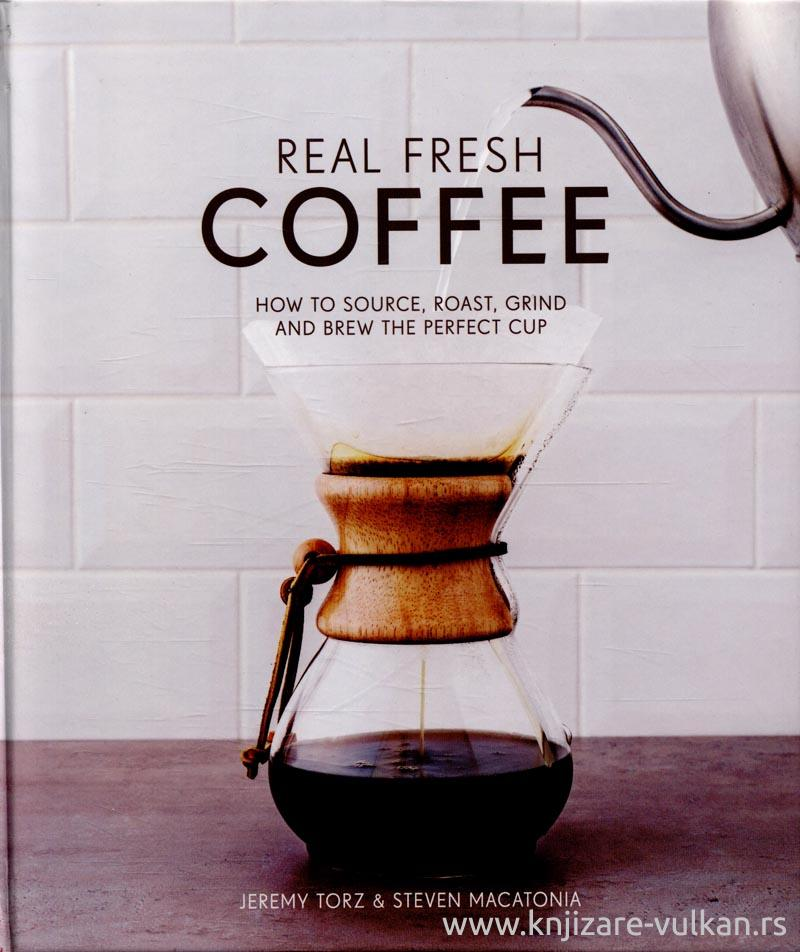 REAL FRESH COFFEE