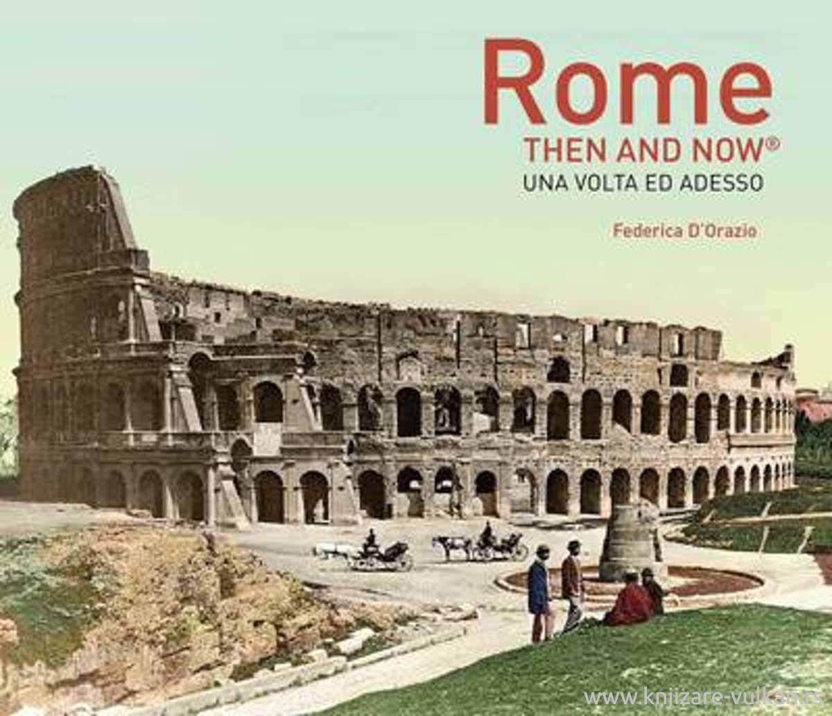 ROME THEN AND NOW