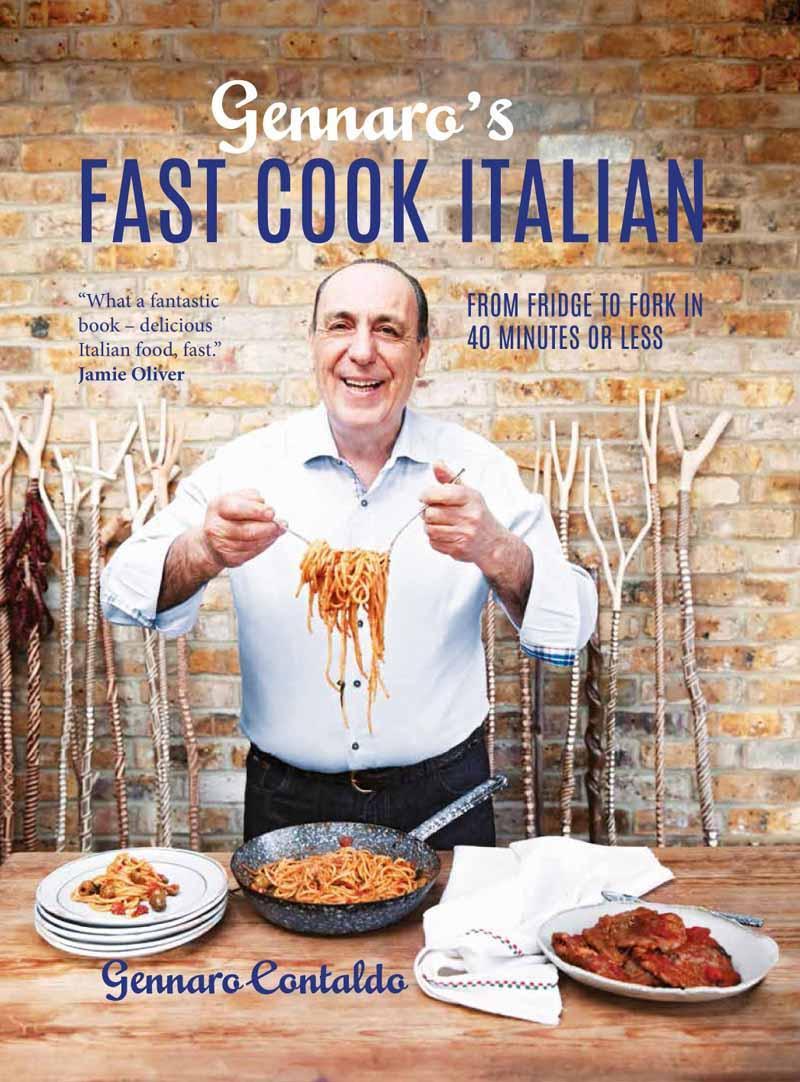 GENNAROS FAST COOK ITALIAN
