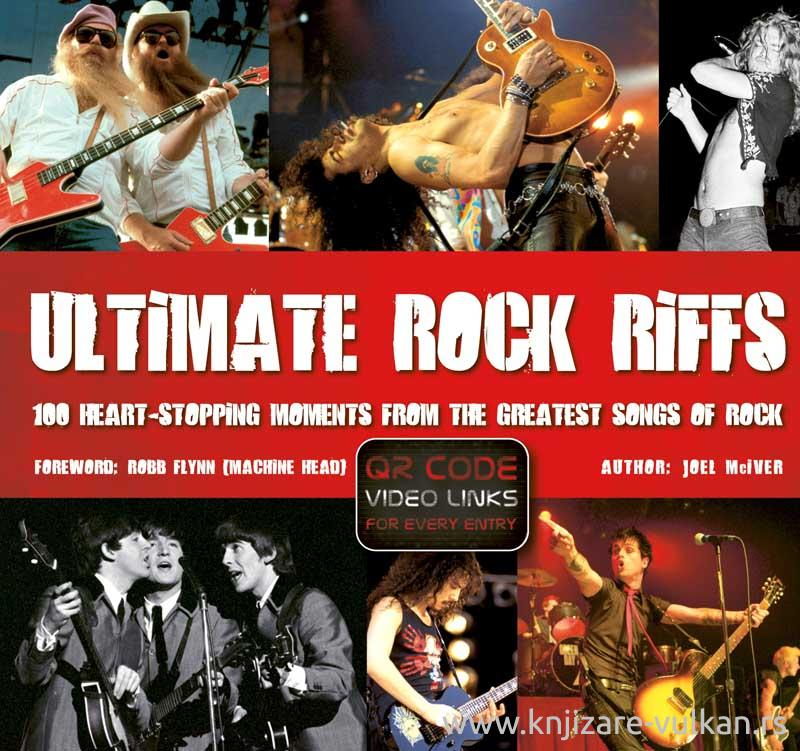 ULTIMATE ROCK RIFFS