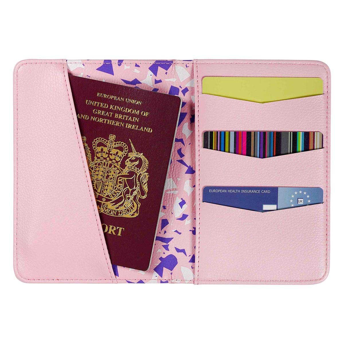 Futrola za pasoš ARE WE THERE YET