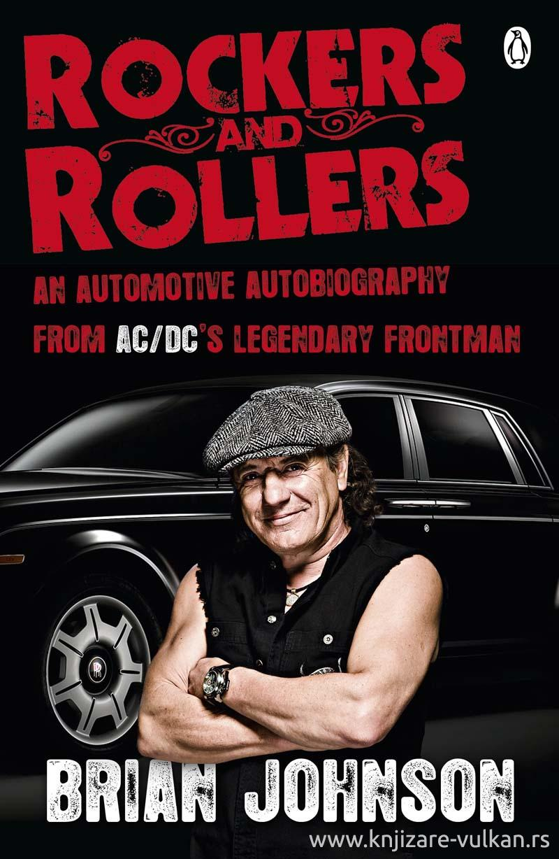 ROCKERS AND ROLLERS, AUTOBYOGRAPHY FROM ACDC
