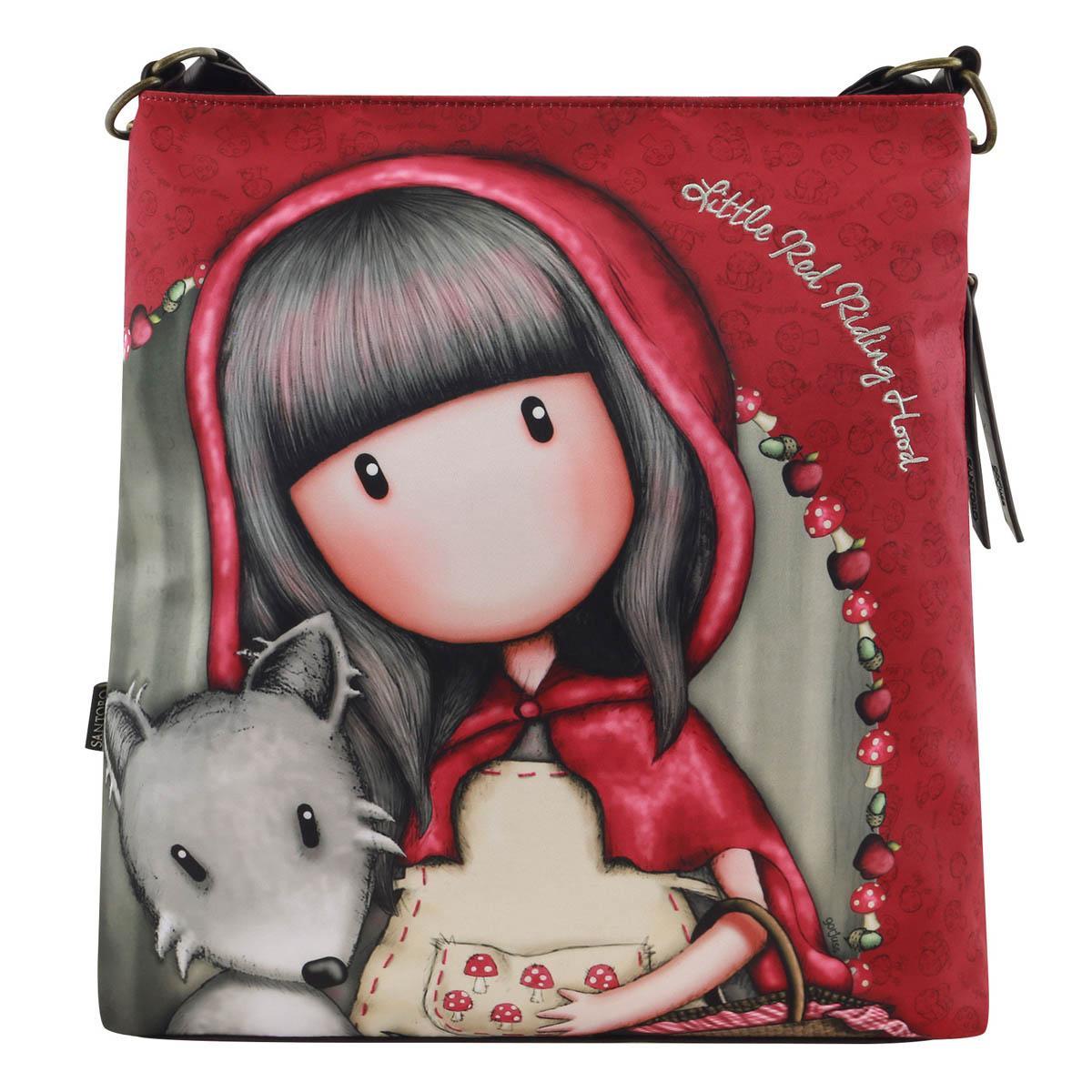 Torba GORJUSS HOBO BAG Little Red Riding Hood