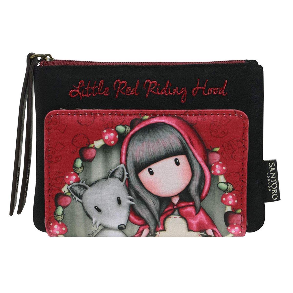 Novčanik GORJUSS SLEEK Little Red Riding Hood