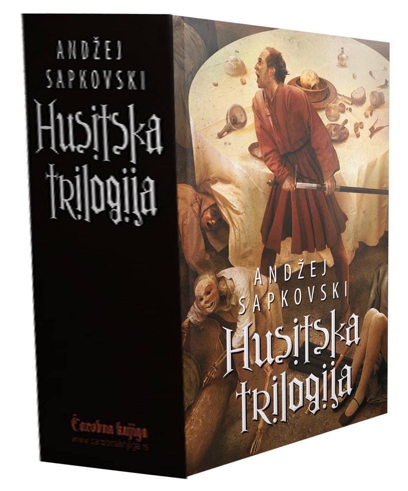 HUSITSKA TRILOGIJA Komplet