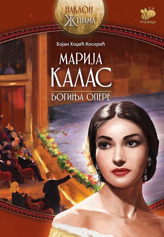 MARIJA KALAS Boginja opere