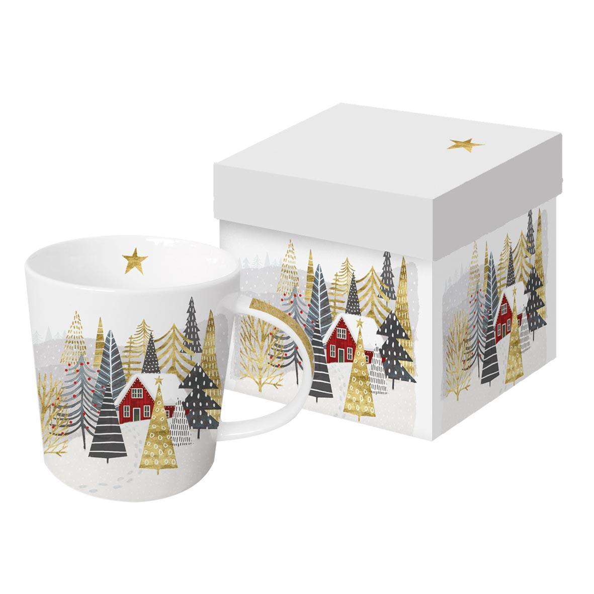 Šolja u poklon kutiji MOUNTAIN LODGE