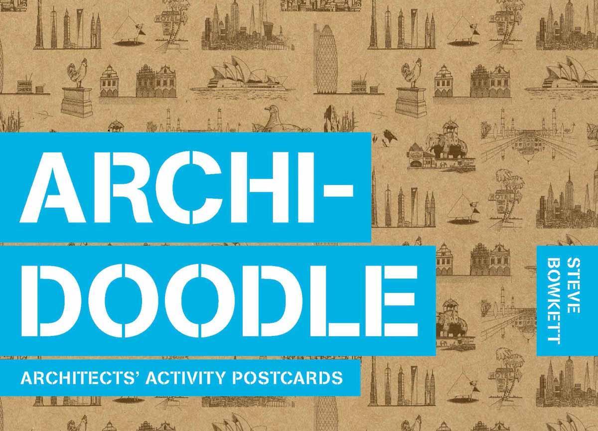 ARCHIDOODLE: ARCHITECTS ACTIVITY