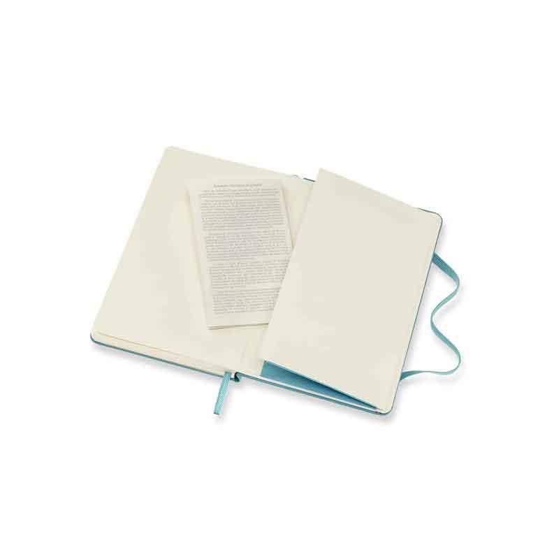 Notes CLASSIC MOLESKINE TP, svetlo plava