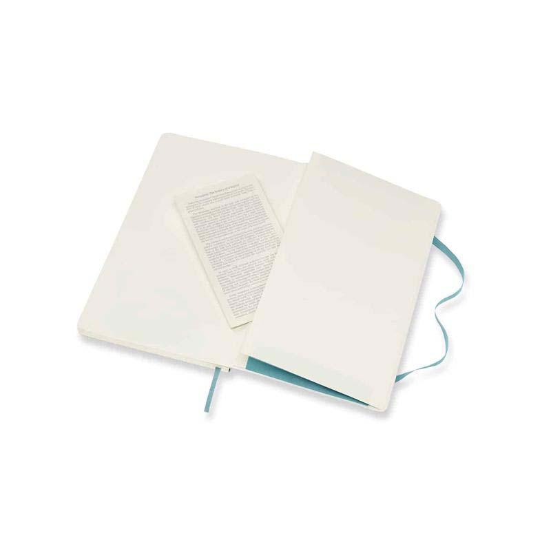 Notes CLASSIC MOLESKINE Softcover, svetlo plavi