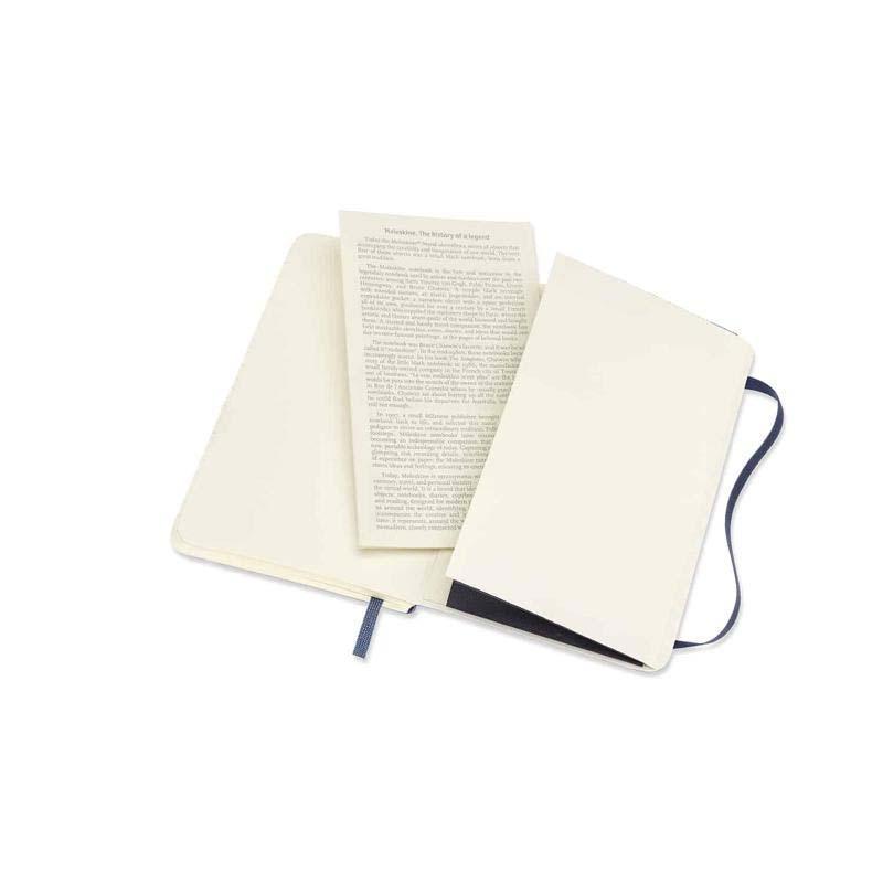Notes A5 CLASSIC MOLESKINE Softcovers, svetlo plavi