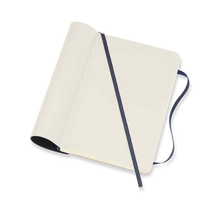 Notes CLASSIC MOLESKINE Softcovers, džepni, tamno plavi