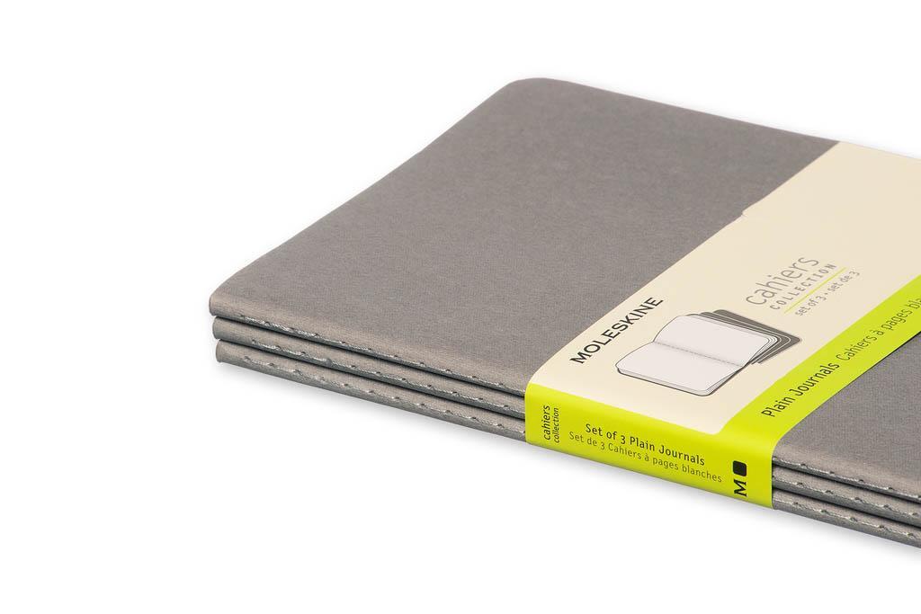 AMPHORA MOLESKINE Beležnica grey