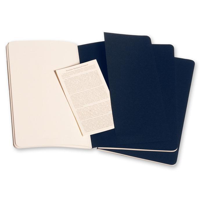 AMPHORA MOLESKINE Beležnica indigo blue