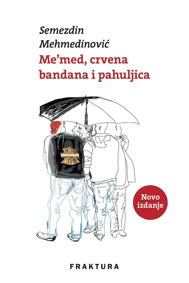 ME'MED CRVENA BANDANA I PAHULJICA