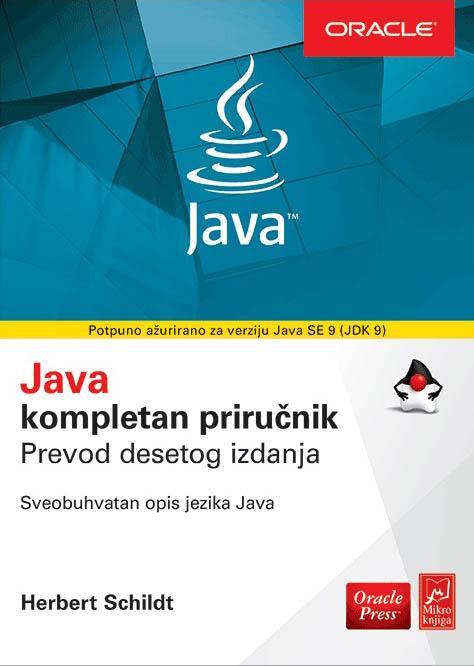 JAVA JDK 9 KOMPLETAN PRIRUČNIK prevod 10 izdanja