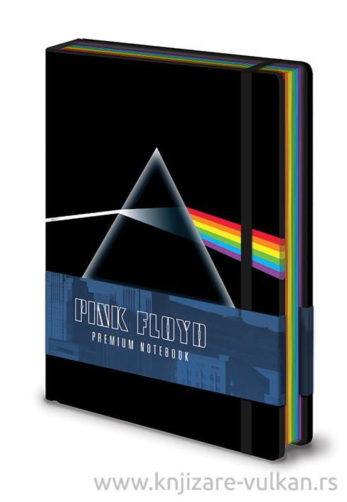 Notes Premium A5 PINK FLOYD The Dark Side Of The Moon