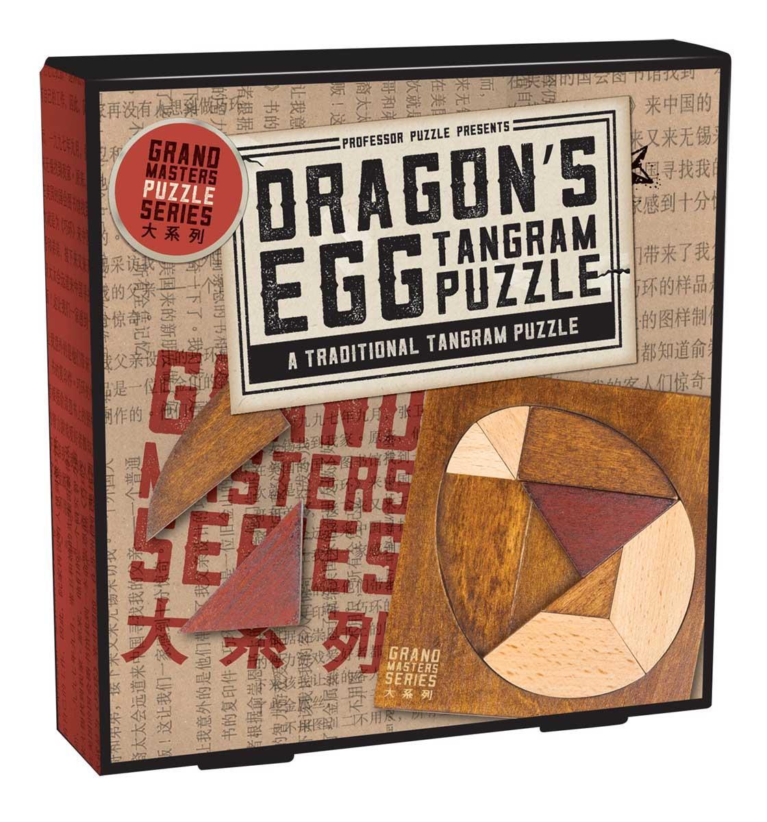 Tangram DRAGON'S EGG