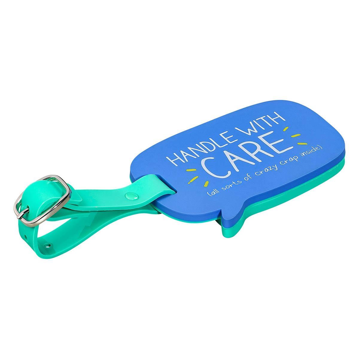 Tag za putnu torbu HANDLE WITH CARE