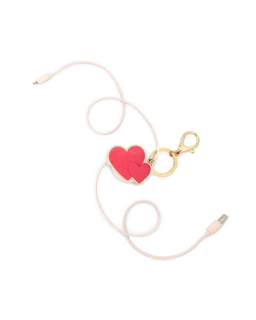 USB kabl za punjnje - na izvlačenje  HEART TO HEART