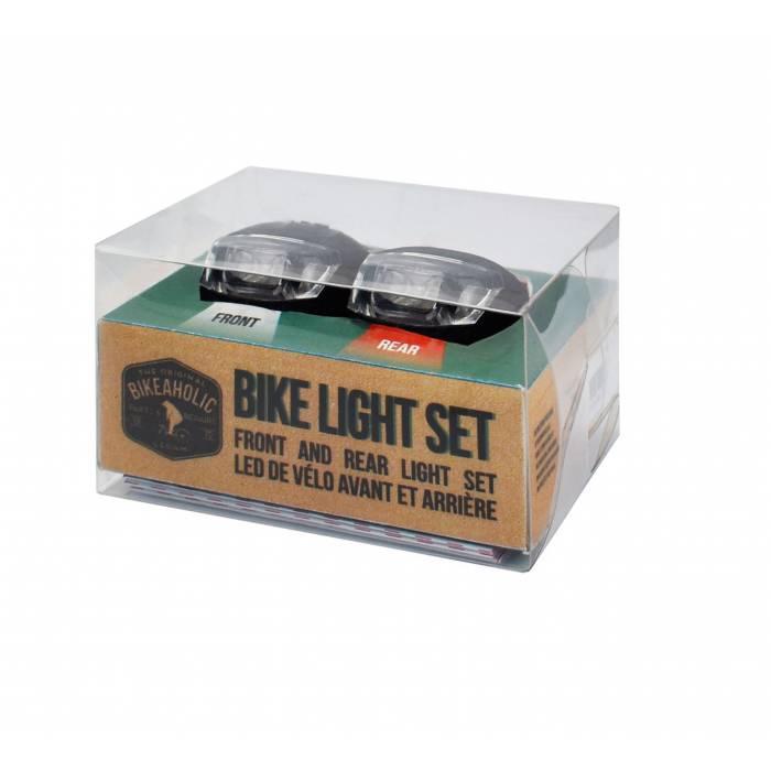 Set led svetala za bicikl BIKE LIGHTS